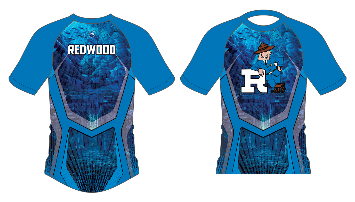 Redwood Short Sleeve Compression Shirt