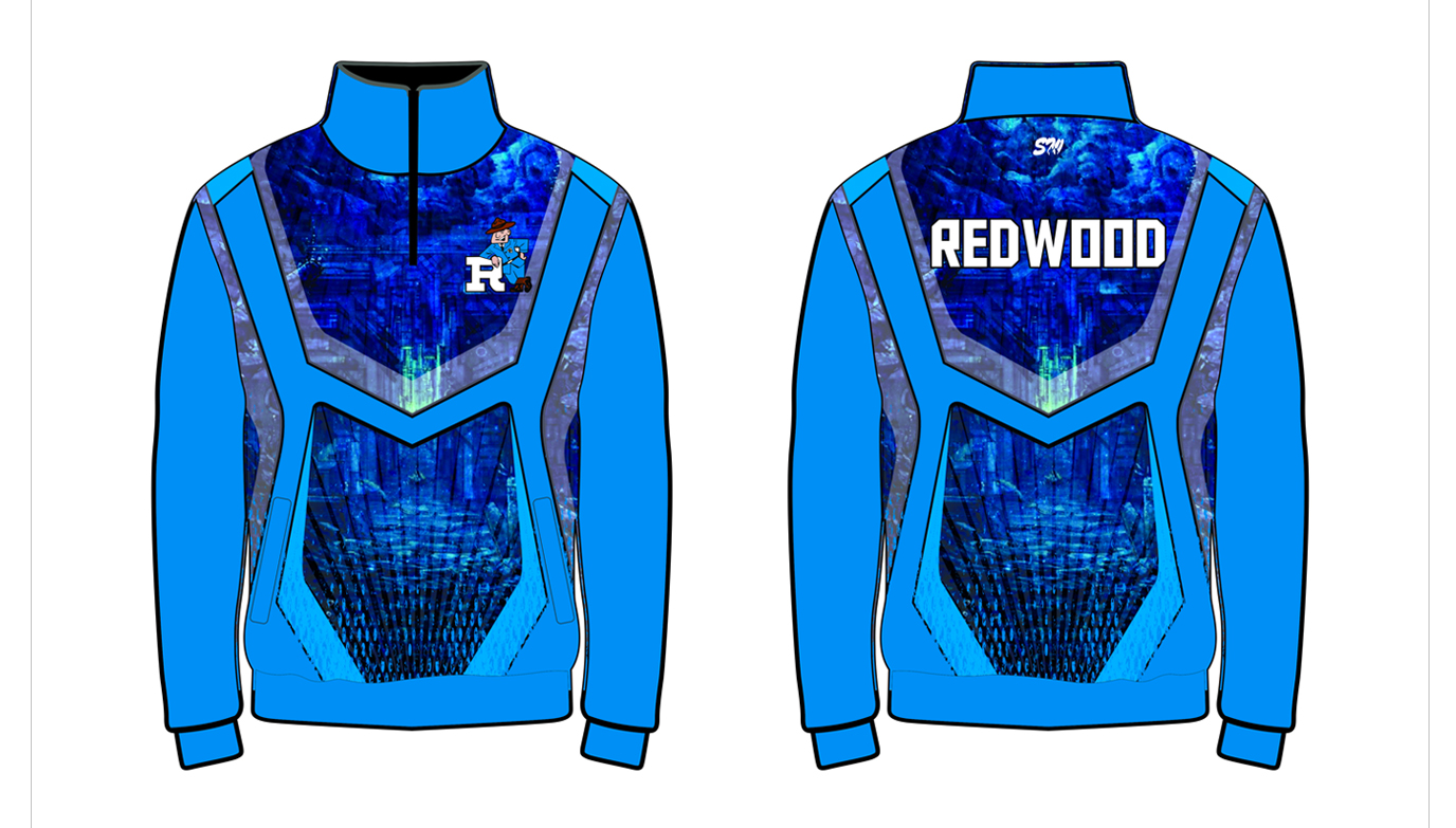 Redwood 1/4 Zip